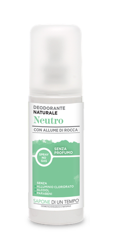 Deodorante spray Neutro - Deodorante