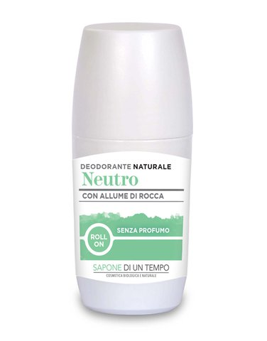 Deodorante roll-on Neutro - Deodorante